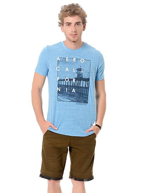 Aeropostale Tişört Mavi